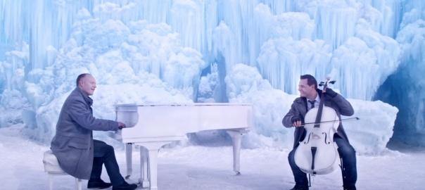 "ThePianoGuys – Let It Go (Disney's ""Frozen"") Vivaldi's Winter: youtu.be/6Dakd7EIgBE via $GOOG"
