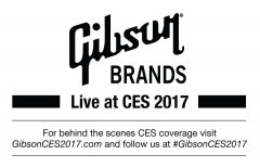 Reloaded twaddle – RT @gibsonguitar: We are live in Vegas for #CES! Follow along at https://t.co/AH...