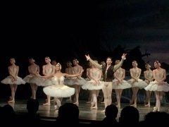 Reloaded twaddle – RT @JFrayWTOP: .@mistyonpointe takes a bow at the end of @ABTBallet's #SwanLake ...