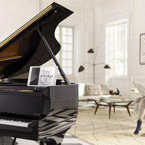 RT @SteinwayAndSons: The new Steinway #Spirio is the world's finest high resolution player piano. Li...