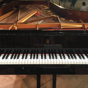 RT @ClassicFM: What does it take to prepare a Steinway for an international piano competition? We fo...