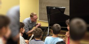 RT @92Y: How a piano is made: a @SteinwayAndSons chief piano technician is teaching students from ou...