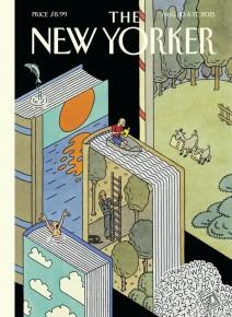 "RT @NewYorker: This week's cover, ""Summer Adventures,"" by Dutch cartoonist Joost Swarte: h..."
