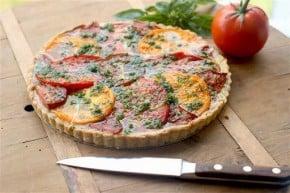 RT @mercfit4life: #Recipes #Summer's End Tomato Tart http://t.co/Lk4653YKEQ #cooking #food #healthye...