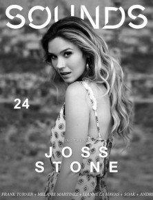 RT @SoundsApp: Issue #24 of @SoundsApp​ is out worldwide & features the incomparable @JossSt...