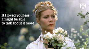 RT @GuardianBooks: The wisdom of Jane Austen's Emma 200 years on – 20 quotes on life, love, friendsh...