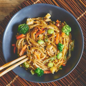 RT Amy's Kitchen @AmysKitchen: Happy #ChineseNewYear! We're celebrating today with a bowl of our hom...