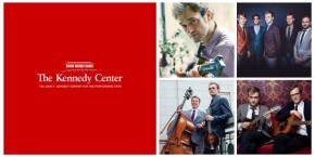 RT Nonesuch Records @NonesuchRecords: Tickets are on sale now for @ChrisThile's @KenCen festival #Am...