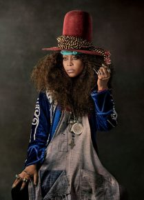 RT The New Yorker @NewYorker: Erykah Badu's onstage persona has come to more closely mirror her offs...