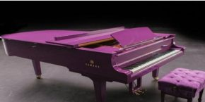 RT KOIN News @KOINNews: Prince's custom-made purple piano was intended for his latest tour. https://...