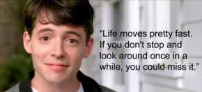 Reloaded twaddle – RT @OldSchool80s: On this day in 1986, 30 years ago, Ferris Bueller's Day Off wa...