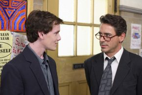 Reloaded twaddle – RT @downeysduckling: Actor Anton Yelchin who was in Charlie Bartlett with Robert...