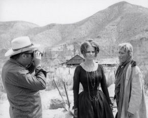 Reloaded twaddle – RT @distractedfilm: ONCE UPON A TIME IN THE WEST:  Sergio Leone, Claudia Cardina...