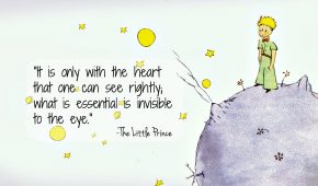 Reloaded twaddle – RT @Ina_Christova: My favourite little book is #TheLittlePrince! Might be for ch...