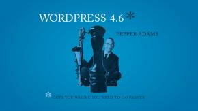 "Reloaded twaddle – RT @WordPress: WordPress 4.6 ""Pepper"" https://t.co/AOYImb5vQG https://..."