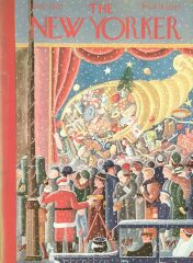 Reloaded twaddle – RT @NewYorker: Our Christmas covers, then and now. https://t.co/v9hUA6RfRw https...
