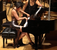 @masterpiano – Reloaded twaddle  RT @CIassicalMusic: Yuja Wang is bored: 'Maybe I'll have a baby. M...
