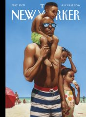 "Reloaded twaddle – RT @NewYorker: ""A Day at the Beach,"" by Kadir Nelson: https://t.co/geLa2us29j ht..."