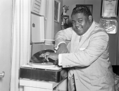 Reloaded twaddle – RT @RockWalkLondon: #FatsDomino has died, 24th Oct 2017, aged 89. Singer, songwr...