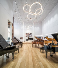 Reloaded twaddle – RT @SteinwayAndSons: Take a look inside #Steinway's new flagship store in Beijin...