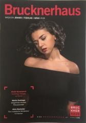 Reloaded twaddle – RT @BuniatishviliKh: Khatia on the cover of the @Brucknerhaus magazine!  January...