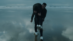 Reloaded twaddle – RT @clash_music: WATCH: @jordanrakei wanders the rugged Welsh coast in the depth...