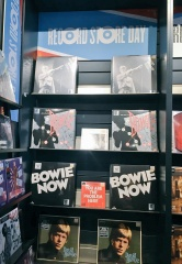 Reloaded twaddle – RT @TowerDublin: Some @DavidBowieReal releases still here...moving fierce fast t...