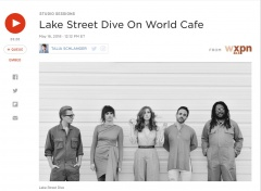 Reloaded twaddle – RT @lakestreetdive: Our @worldcafe session is live and ready for you! Stream it ...