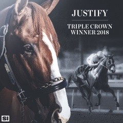 Reloaded twaddle – RT @SInow: Just did it — Justify becomes the 13th #TripleCrown winner! https://t...