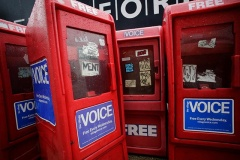 Reloaded twaddle – RT @Gothamist: The Village Voice Is Officially Dead https://t.co/JBzw4gDUqV http...