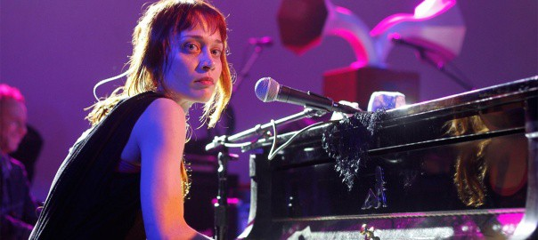 beautiful Fiona Apple