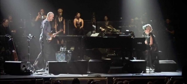 Sting feat Lady Gaga – King of pain HD youtu.be/Y6EbB8Stse8 plus.google.com/11624673433236…