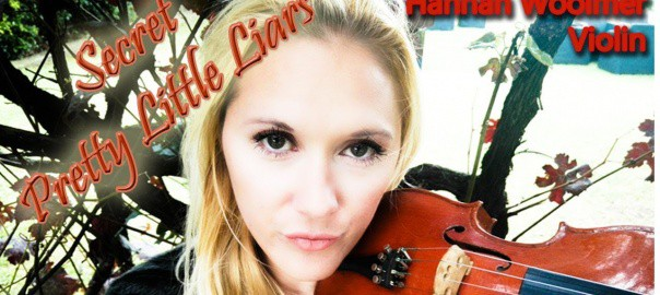 """@masterpiano – Reloaded twaddle  RT @Mike_RossX: Love this cover by violinist @HannahWoolmer  """"Pretty Little Liars"""" Theme – """"Secret""""  by The Pierces. – Fun vid too… https://t.co/Ol4GxCKcgL"""