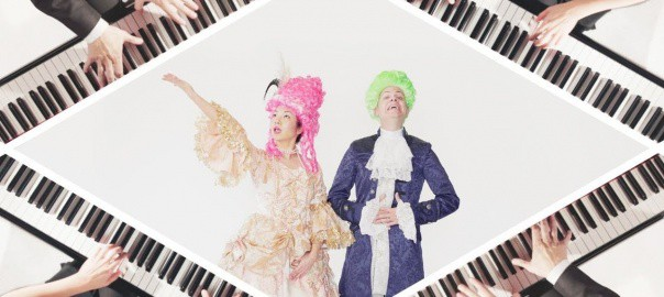 """@andersonroePiano Duo's """"Bohemian Rhapsody,"""" celebrating the pathos, rebellion and flamboyance of this… https://t.co/I8QDZe3G3H"""
