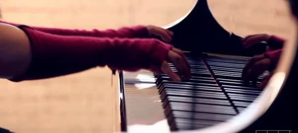 #TBT @YujaWang performs Prokofiev's blisteringly-difficult Toccata in D minor, Op. 11 on a chilly morning in the Steinway New York factory. Full @nprmusic video➡️fal.cn/34pbE