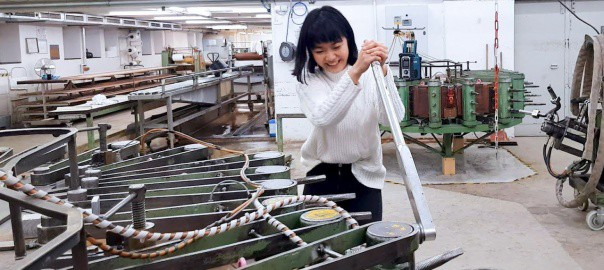 @masterpiano – Reloaded twaddle  RT @Tiffanypianist: Helping to build a grand piano last week at @steinwayandsons Hamburg factory 😄 Thank you for the fun memories!… https://t.co/DLtpKzGk19