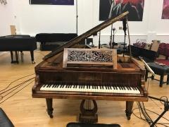 Reloaded twaddle – RT @britneyspears_q: Recording Chopin with Denes Varjon on a beautiful 1851 Erar...