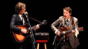 Reloaded twaddle – RT The Milk Carton Kids @MilkCartonKids: Do not try to learn the song… Instead, only try to realize the truth